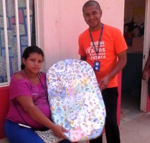 Brindamos apoyo a las mujeres embarazadas en el estado Miranda