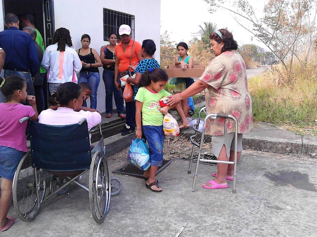 Corporación Venezolana De Alimentos S A Plan Casa Por Casa