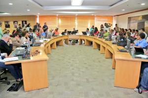 Reunión con sector universitario 2