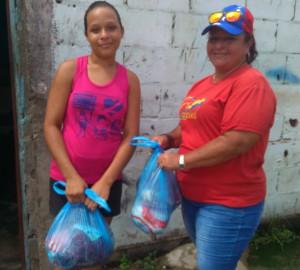 Misión Alimentación Delta Amacuro