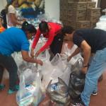Misión Alimentación atendió a urbanismo Cacique Tiuna I