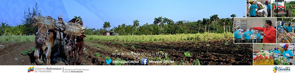 Ministerio del Poder Popular para la Alimentación – MINPPAL