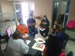 <b>LOGICASA Y CORPOMIRANDA CONSOLIDAN ATENCIÓN ALIMENTARIA A COMUNIDADES DEL MUNICIPIO SUCRE BAJO EL CEASPATRIA<b>