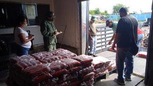 <b>50 CLAP JUNTO A MERCAL DISTRIBUYERON MÁS DE 78 TONELADAS DE PROTEÍNA ANIMAL EN CARABOBO<b>